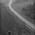 Baltijas ceļš. 1989. gada 23. augusts. Fotogrāfs Aivars Liepiņš