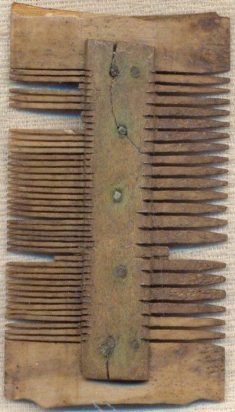 Kaula ķemme, Turaidas pils, XIV gs. TMR 16729