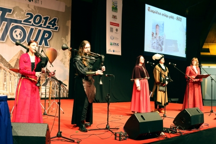 Starptautiskā tūrisma izstāde Balttour 2014