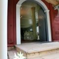 Turaidas baznīca. Galvenā ieeja