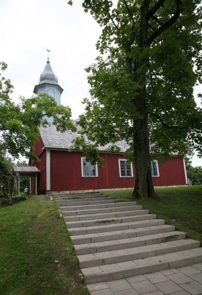 Turaidas baznīca.
