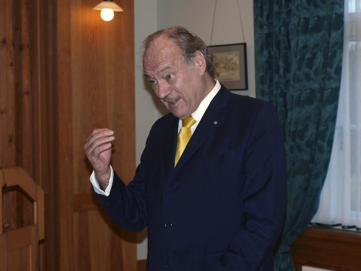 Fēliks Ungers, Eiropas zinātņu un mākslas akadēmijas prezidents