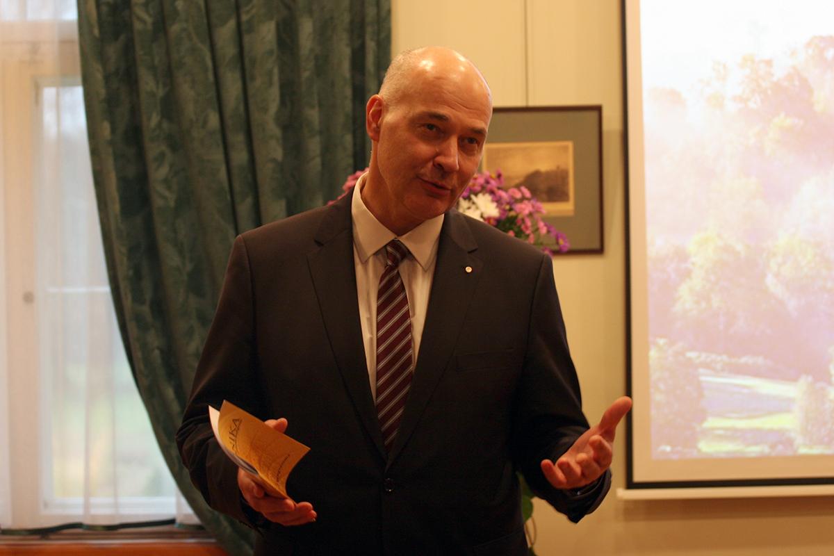 Jānis Vētra, Augstākās izglītības padomes priekšsēdētājs
