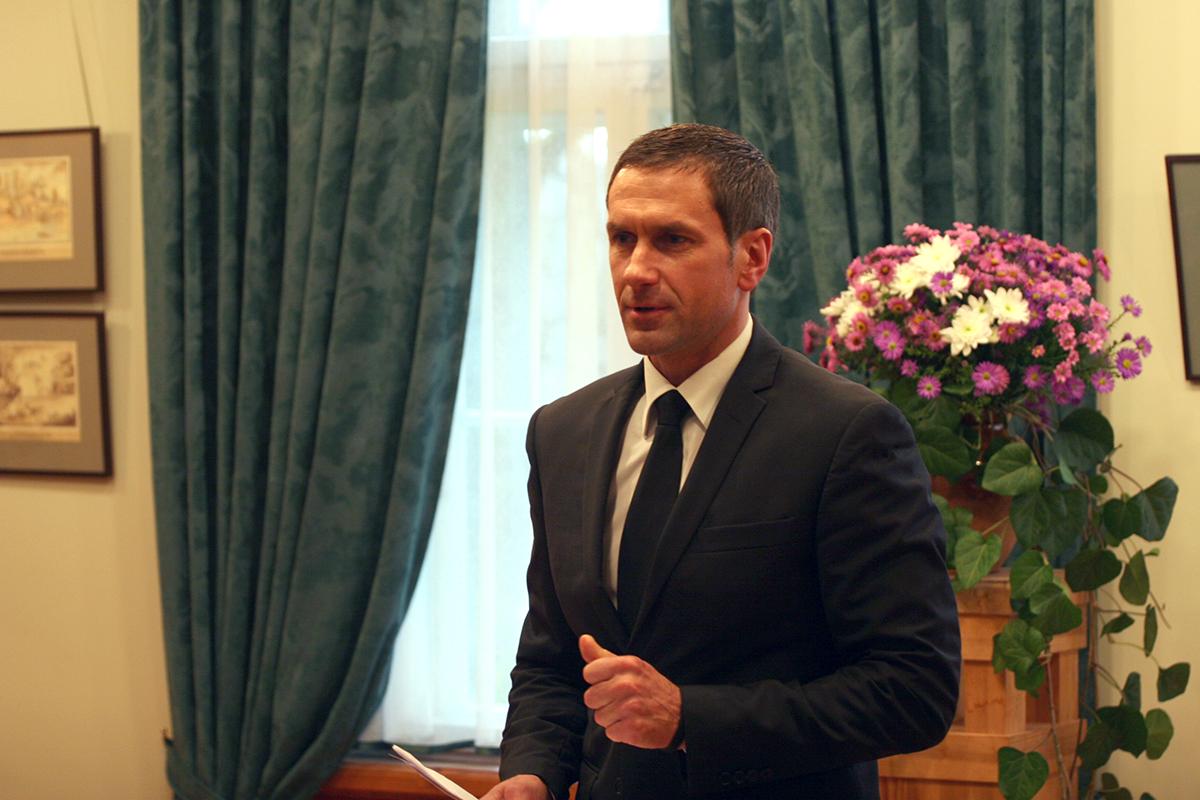 Uģis Mitrevics, Siguldas novada domes priekšsēdētājs