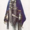 Lībiešu sievietes apģērba un rotas. Rekonstrukcija