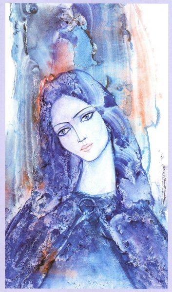 Turaidas Roze, mākslinieks Jānis Anmanis