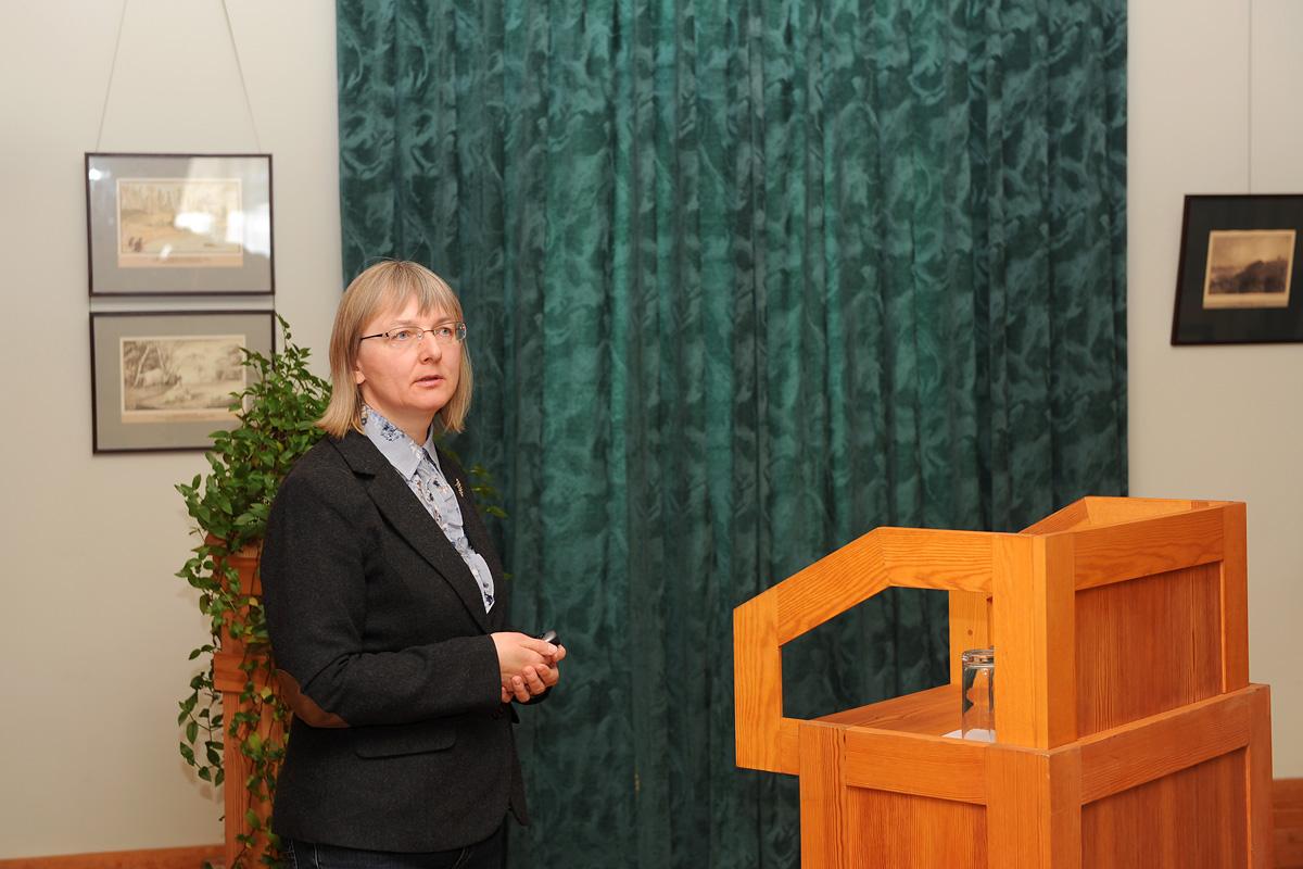 Ieva, Ose, LZA īstenā locekle, LU Latvijas vēstures institūta vadošā pētniece