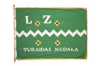 Latvijas Zemnieku Savienības Turaidas nodaļas karogs