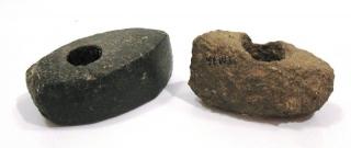 Akmens cirvji - pirmie arheoloģiskie priekšmeti Siguldas novadpētniecības muzeja krājumā