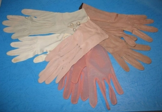 Sieviešu pirkstainie cimdi