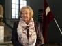 Latvijas simtgades gada atklaashana Turaidaa