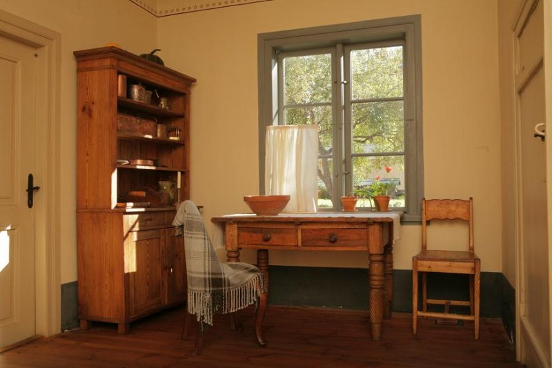 Pārvaldnieka vecā dzīvojamā māja