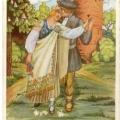 Līksmus Līgo svētkus. Pastkarte. Autors S. Beres. 1928. g. TMR 19197