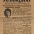 """Laikraksts """"Vidzemes Šveice"""", Nr. 9, 1932. gads. SM 3088"""