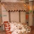 Pilī izmantoto būvmateriālu ekspozīcija