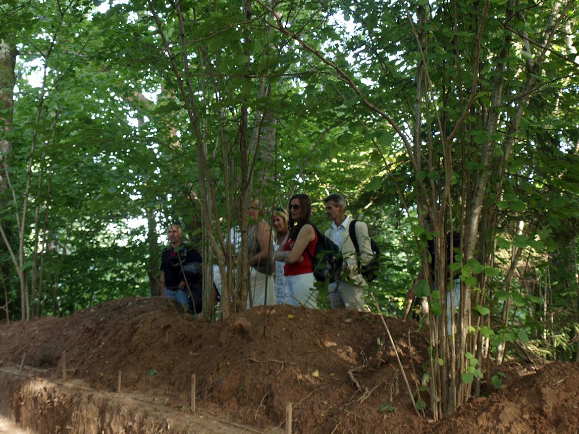 Turaidas arheoloģisko ekspedīciju dalībnieku salidojums
