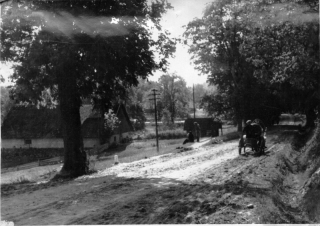 Klaušinieku māja 1955. g.