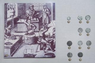 Senās monētas. Aplūkojamas Turaidas muzejrezervātā