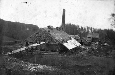 Turaidas ķieģeļceplis – modernizēts un paplašināts 1913. g.