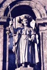 Svētceļnieku patrons apustulis Jēkabs