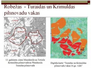 Turaidas un Krimuldas pilsnovadu vakas