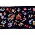 Krustdūriena tehnikā darināts paklājs, TMR 25861
