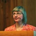 Ieva Ose, LZA īstenā locekle, LU Latvijas vēstures institūta vadošā pētniece