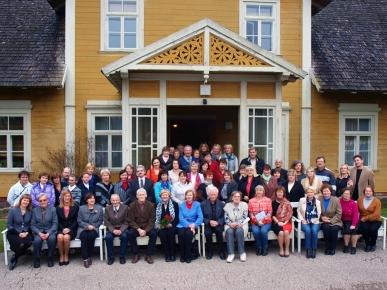 Konferences dalībnieki un viesi