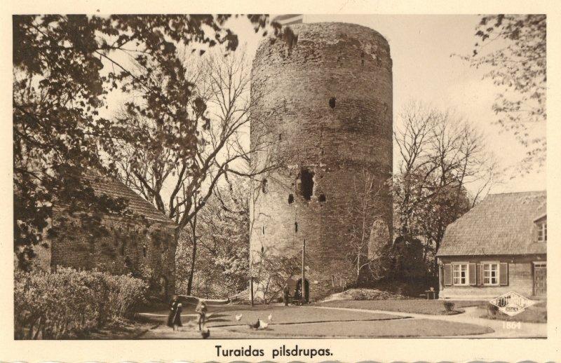 Ap 1937.g. K. Vībura izdota fotoatklātne