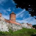 Turaidas mūra pils galvenais tornis