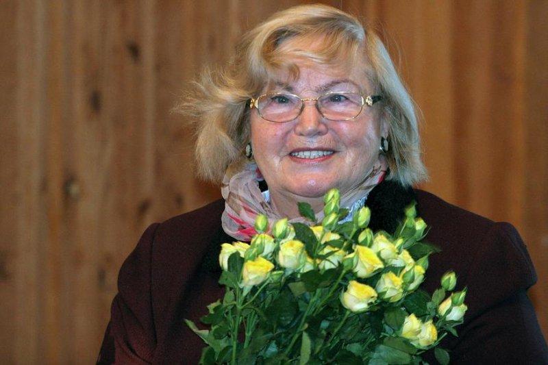 Turaidas muzejrezezrvāta Atbalsta biedrības valdes priekšsēdētāja Ilze Krastiņa