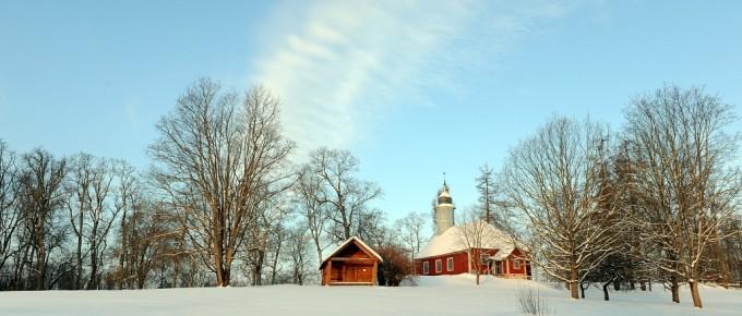 Turaidas baznīca. Foto V. Pļaviņš