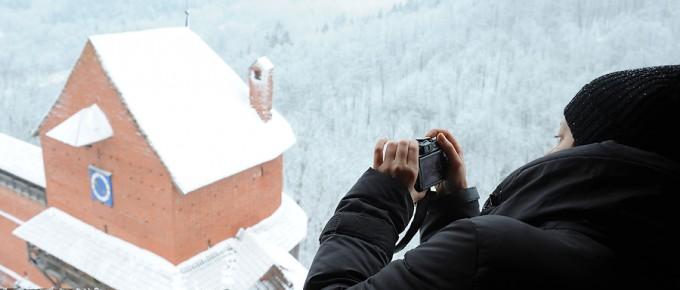 """Fotokonkurss sadarbībā ar dabīgo minerālūdeni """"Turaida"""""""