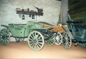 Izbraucamie rati no Turaidas muzejrezervāta krājuma