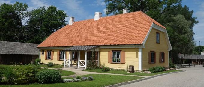 Turaidas muižas pārvaldnieka vecā dzīvojamā māja