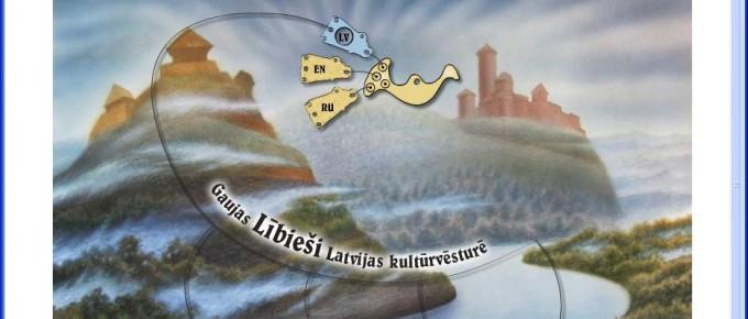 """Digitālā programma """"Lībieši Latvijas kultūrvēsturē"""""""