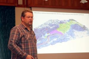 Mežu biotopu eksperts Viesturs Lārmanis