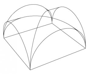 Krusta velves shēma