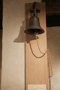 """Mālpils zvans ekspozīcijā """"Turaidas pils un novads 1566–1776"""""""