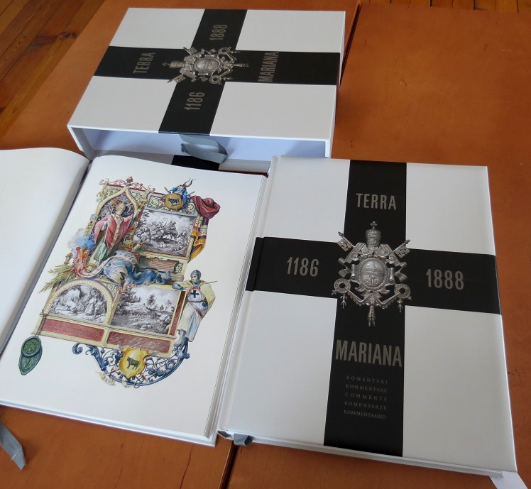"Albums ""Terra Mariana"""