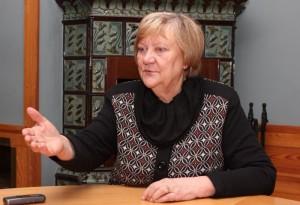 Turaidas muzejrezervāta direktore Anna Jurkāne