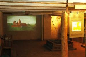 Turaidas mūra pils virtuālā rekonstrukcija (16. gadsimts)