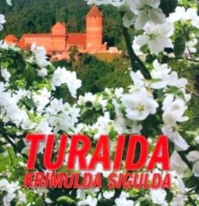 """A. Bērziņš. Foto albums """"Turaida.Krimulda. Sigulda"""", 2002. gads. TMR ZB 3098"""
