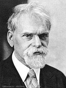 Teodors Zaļkalns (1876 - 1972)
