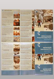 Ziemas aktivitāšu brošūra