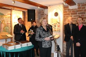 Grāmatas atvēršanas svētki Turaidas muzejrezervātā. 2014. gada 1. janvāris