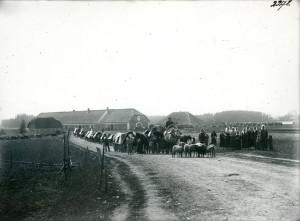 Pirmā pasaules kara bēgļi Vidzemē.