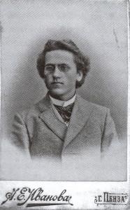 Viktors Eglītis. Ap 1902. gadu