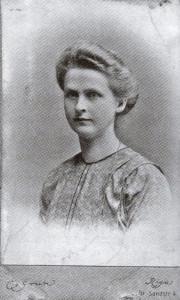 Marija Eglīte. Ap 1902. gadu