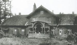 Inciema muižas dzīvojamā ēka. 20. gs. 20. gadi